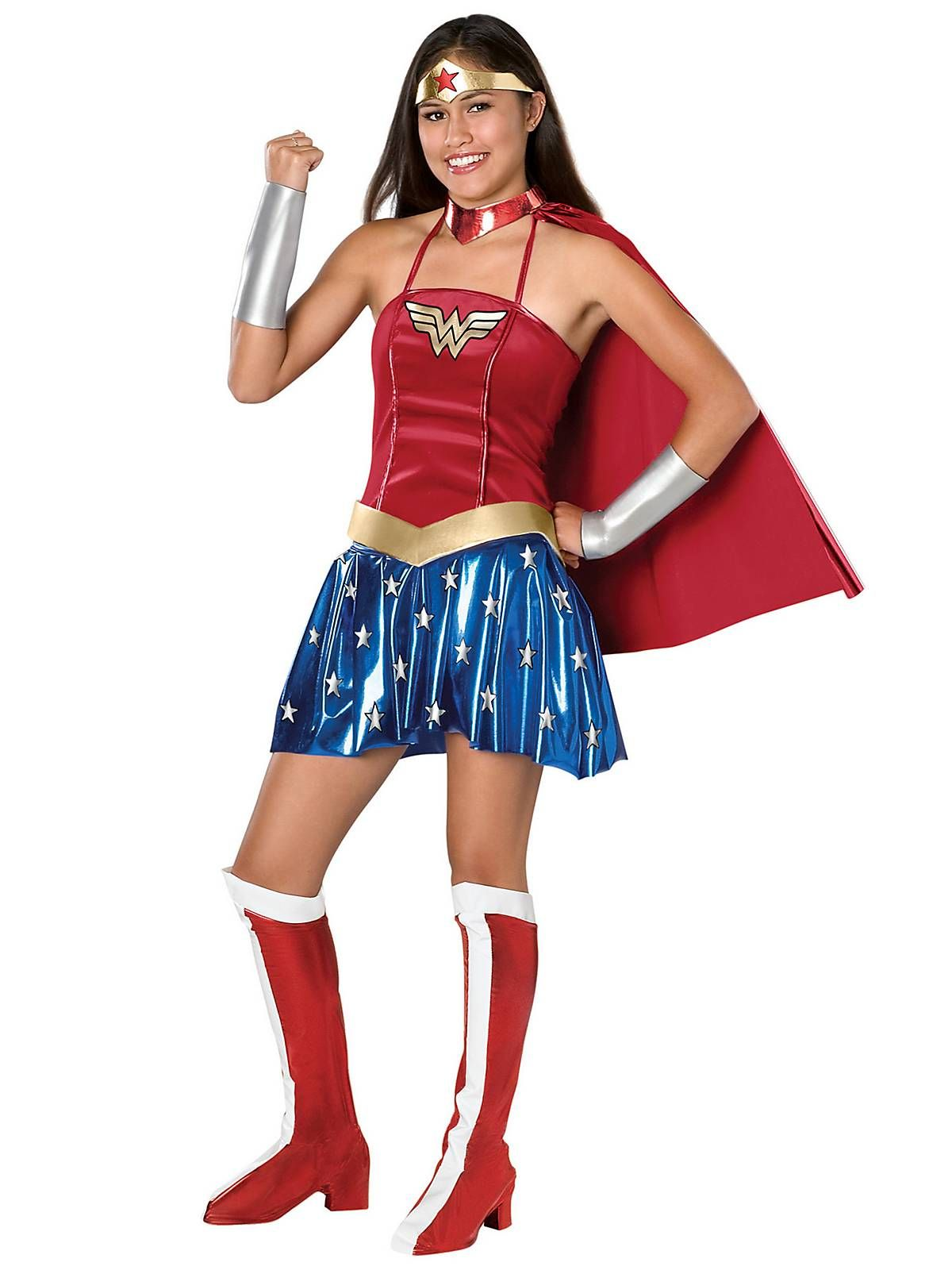Wonder Woman Costume See More Ideas For And At Costumesupercenter