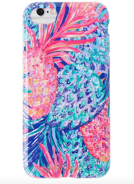 c3d9f086a82f3 Lilly Pulitzer iPhone 7/8 Classic Cover - Gypset Paradise | Lilly ...