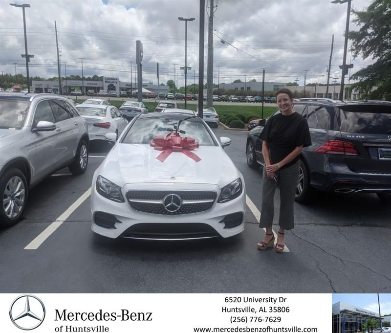 Congratulations Victoria On Your Mercedes Benz E Class From Joe Yacka At Mercedes Benz Of Huntsville Newcar Mercedestown Mercedes Benz New Cars Huntsville