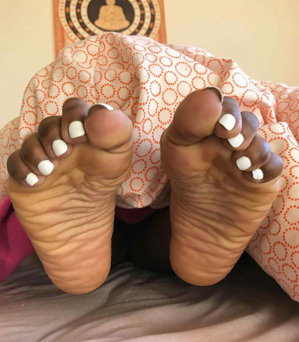 Ebony feet tumblr