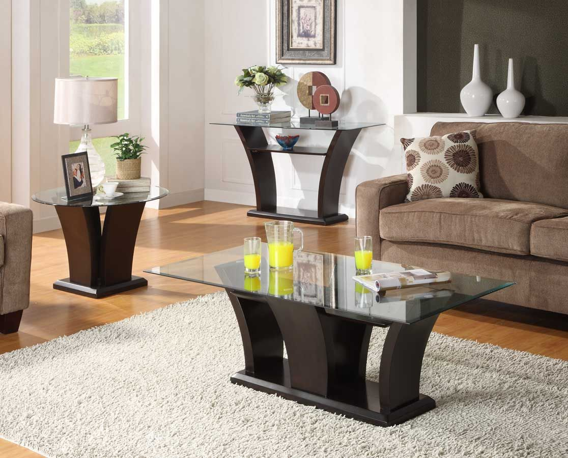 Homelegance Daisy Occasionals Collection With Options Of Coffee Table, Sofa  Table And End Table.