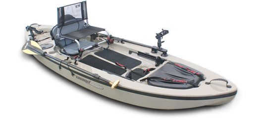 Diablo paddlesports chupacabra mine isn 39 t this well for Best stand up fishing kayak