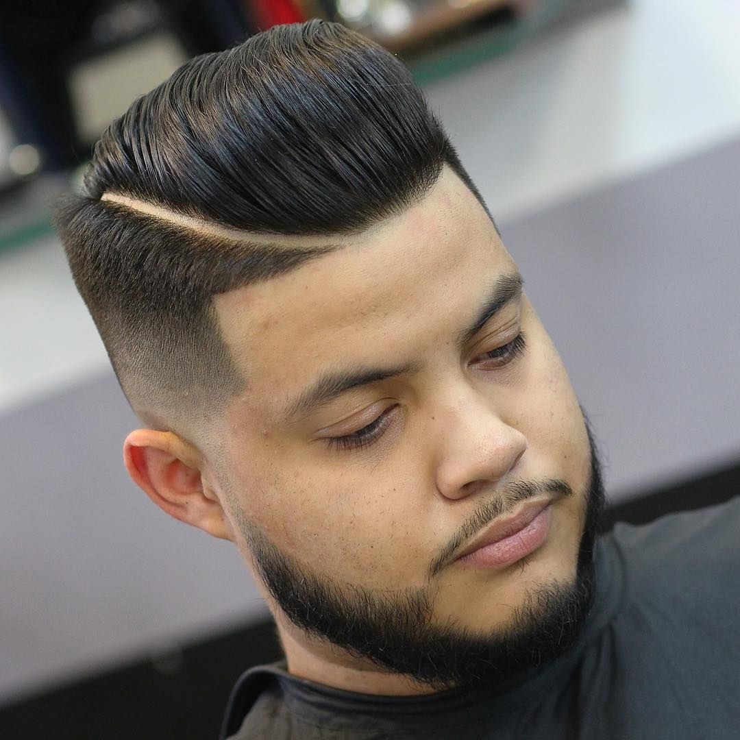 80 Powerful Comb Over Fade Hairstyles - (2019) Comb On Over! | Comb over, Hair and beard styles