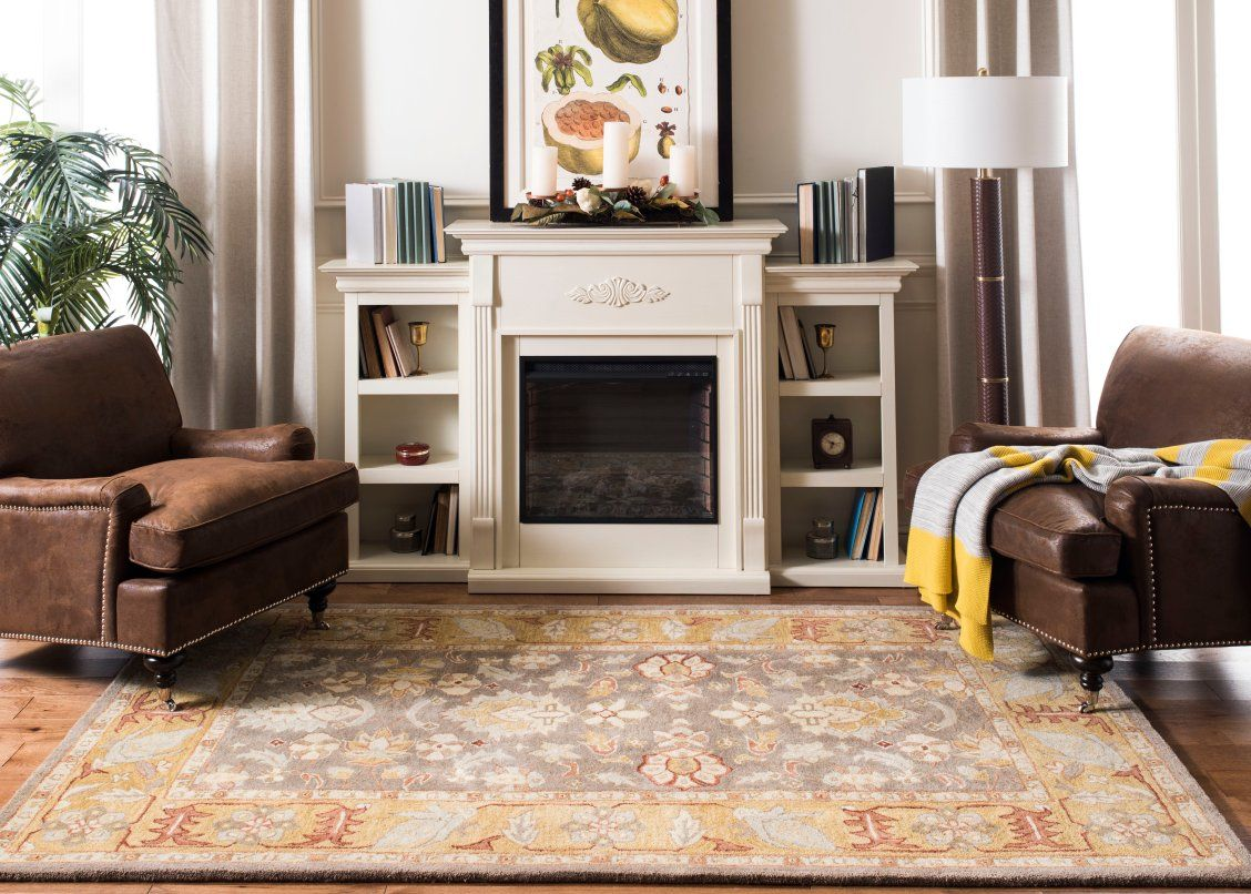 The Anatolia Rug Collection Brings Old World Sophistication To New