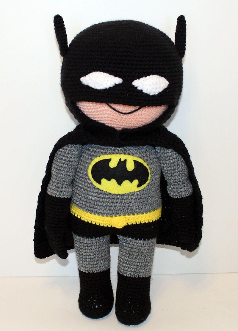 Ravelry: Bat Buddy - Kid Hero by Mary Smith | Crocheting | Pinterest
