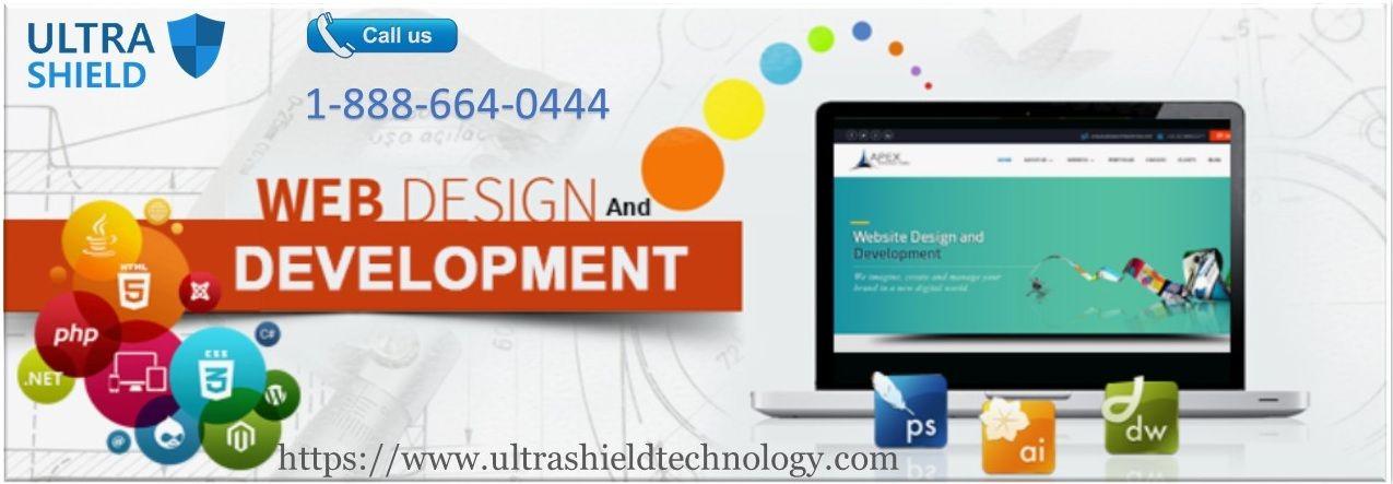 Best Website Development Company In Usa Ultrashield Technology Is One Of Leading Website Website Design Company Web Development Agency Web Development Design