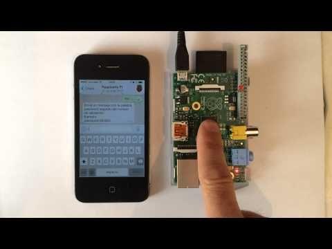 Raspberry pi + Razberry: Domótica asequible con Z-Wave - YouTube