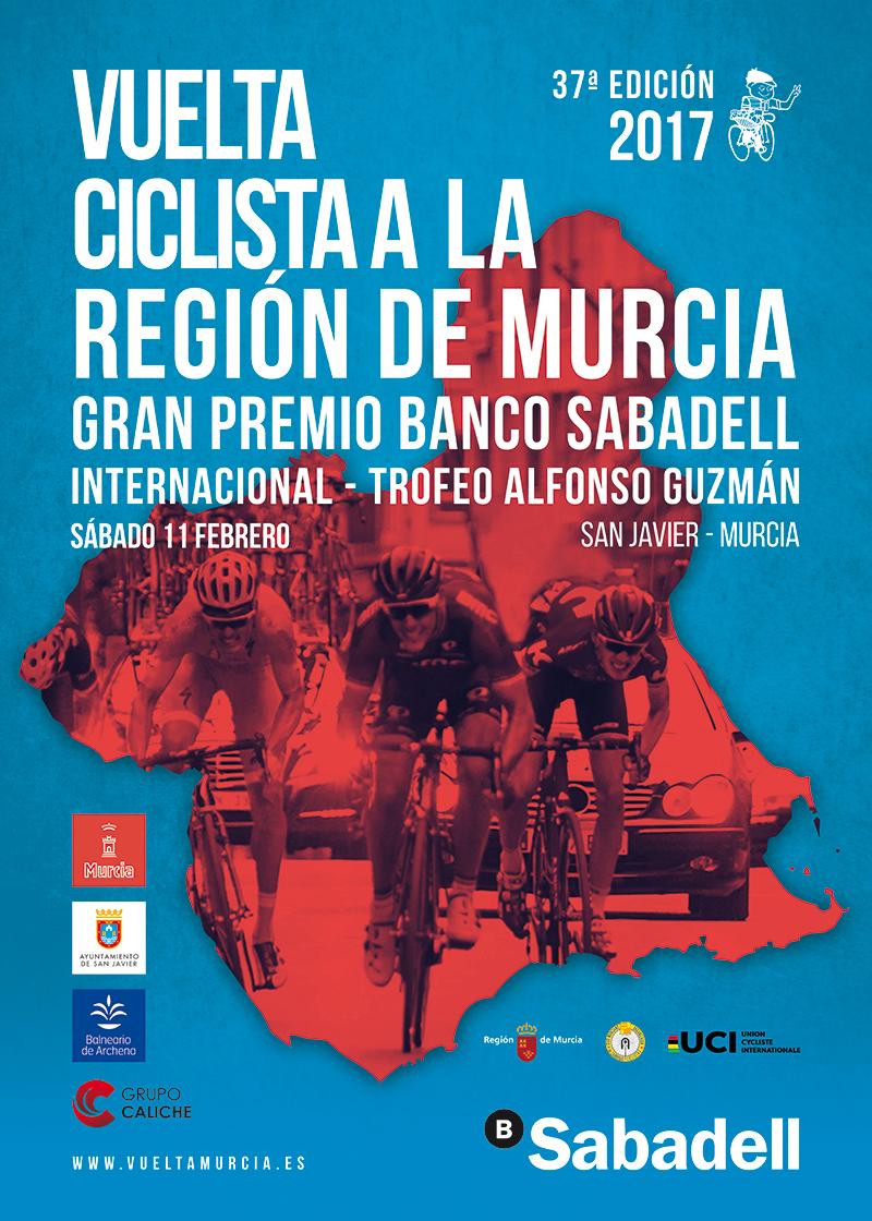 Vuelta Murcia 2017 Murcia San Javier Murcia Banco Sabadell