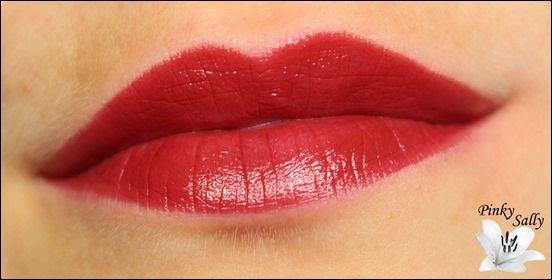 The Body Shop Colour Crush Lipstick in 125 Crazy Sexy Crimson