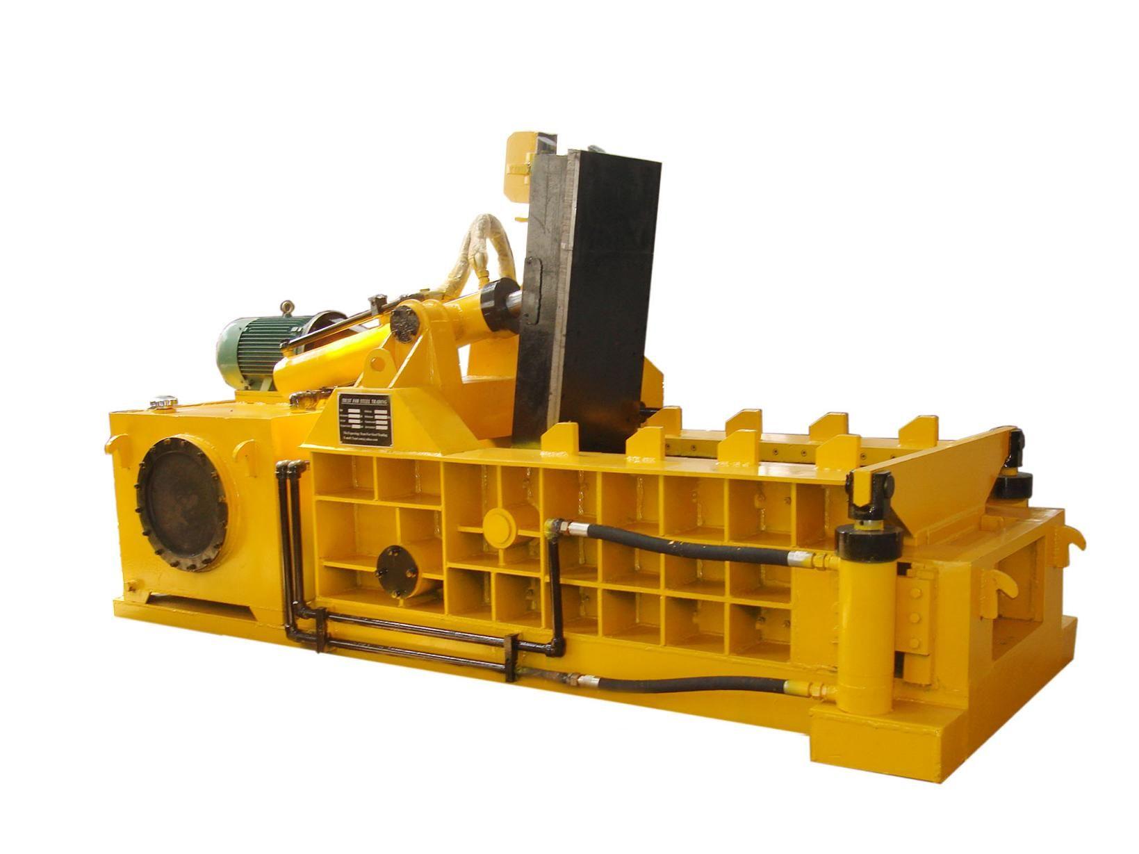 YD1000A Hydraulic baling press machine http//www