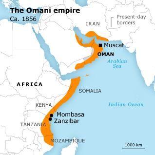 Image result for omani empire