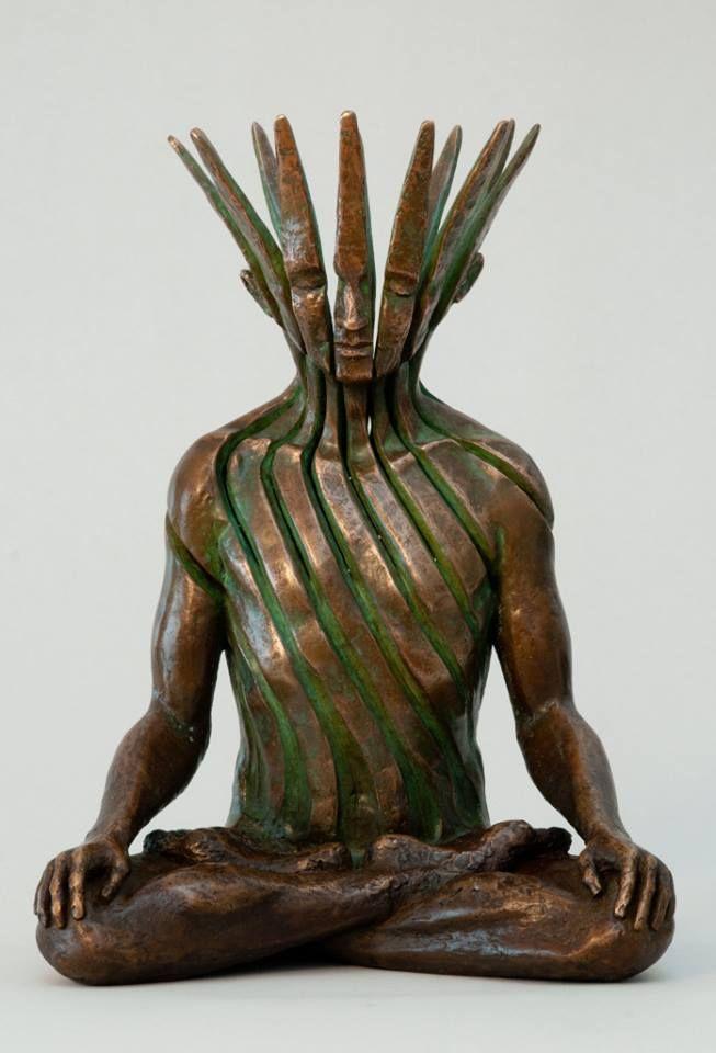 Sculpture by Sukhi Barber