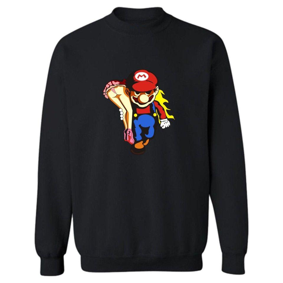 Super Mariorun Game Sweatshirt Men Hip Hop In Streetswear Style Super Mario Mens Hoodies And Sweatshirts Mens Sweatshirts Hoodie Sweatshirts Hoodie Hoodies Men [ 960 x 960 Pixel ]