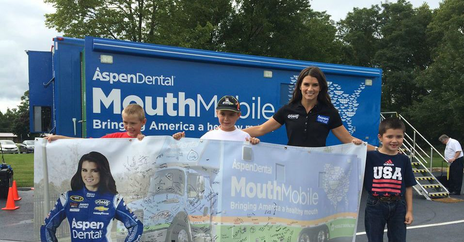 As part of the Healthy Mouth Movement, Aspen Dental will