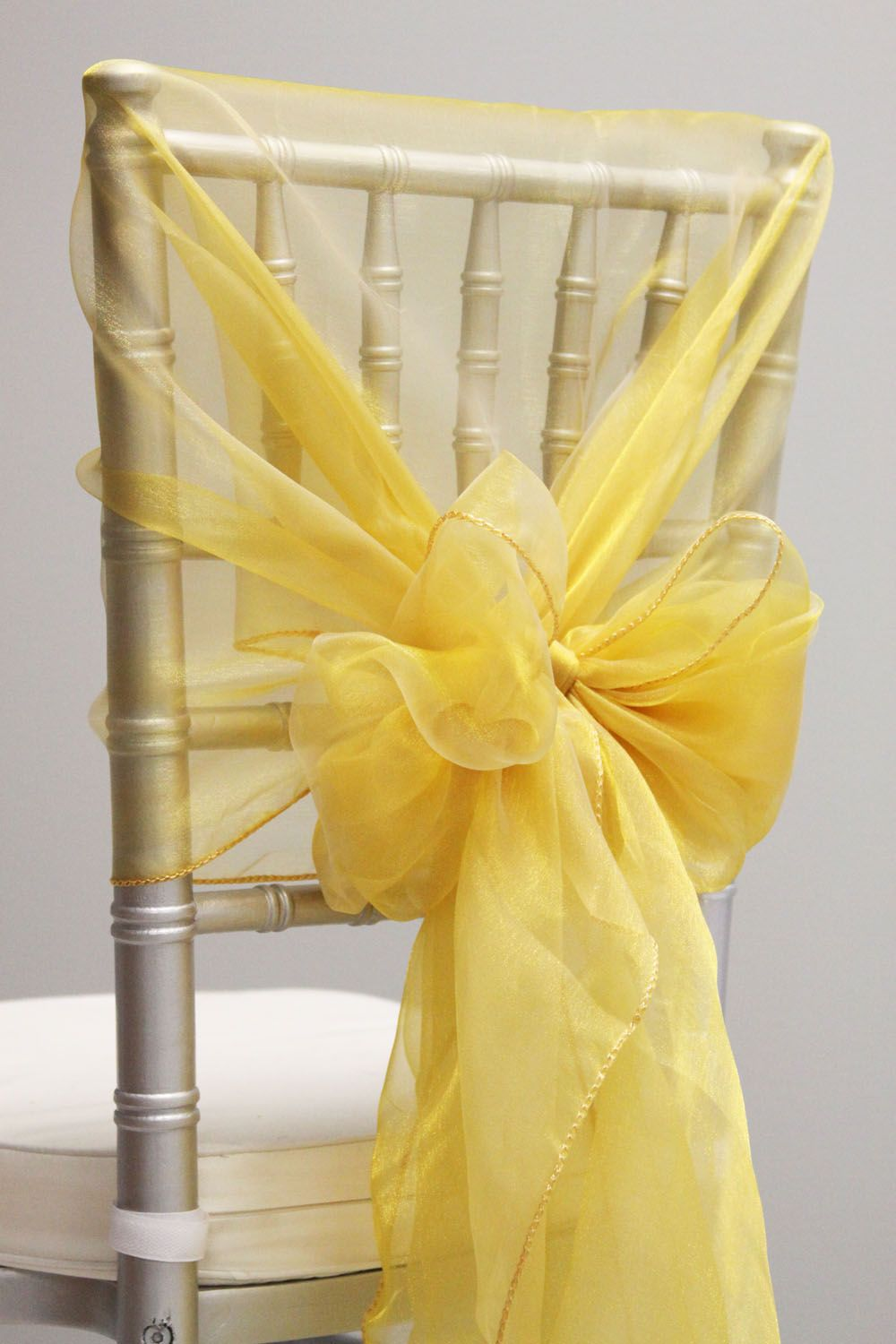 snow organza chair caps hoods gold chair covers wedding and