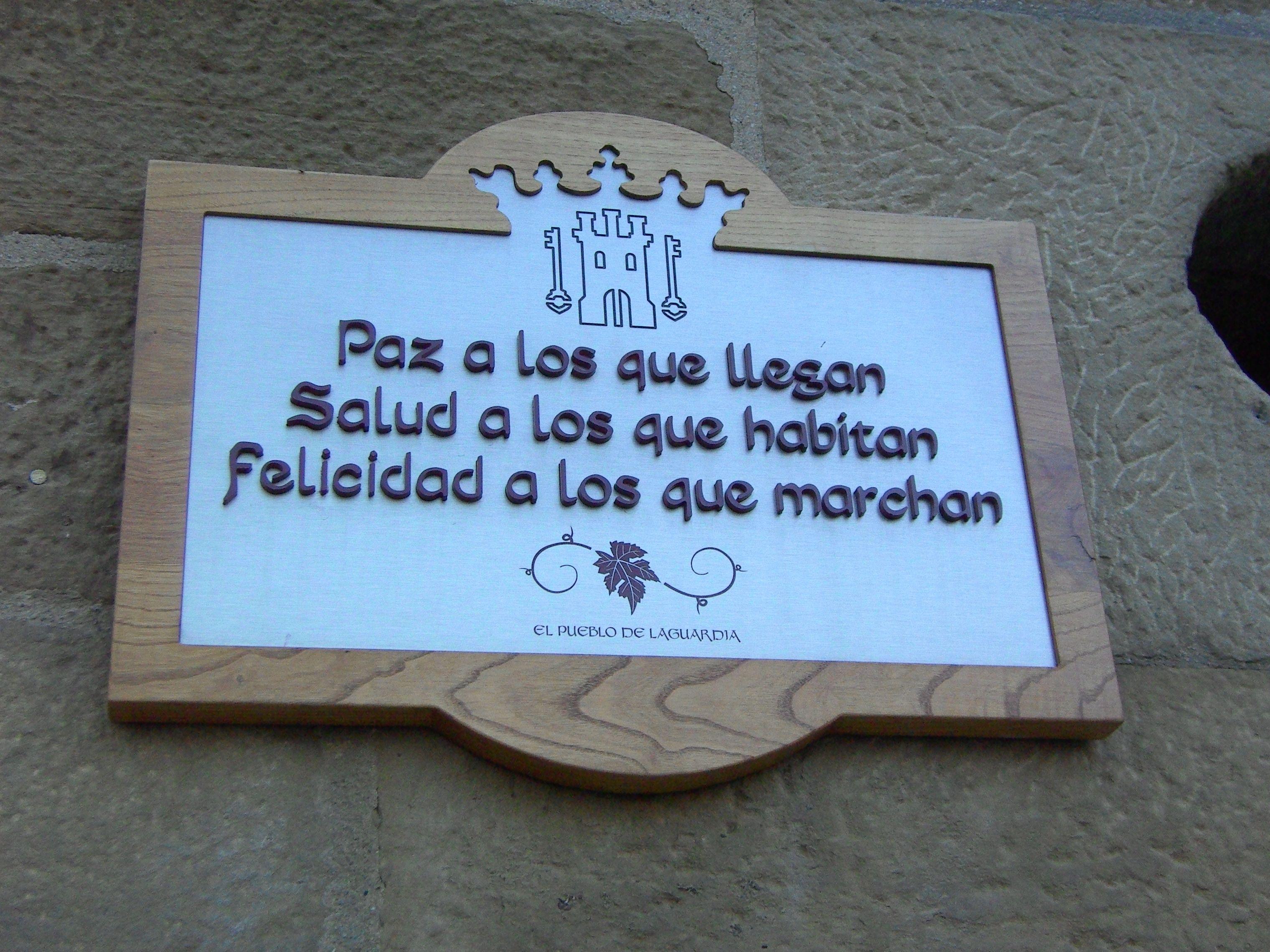 Laguardia, Álava, España. Conjunto Monumental de Laguardia