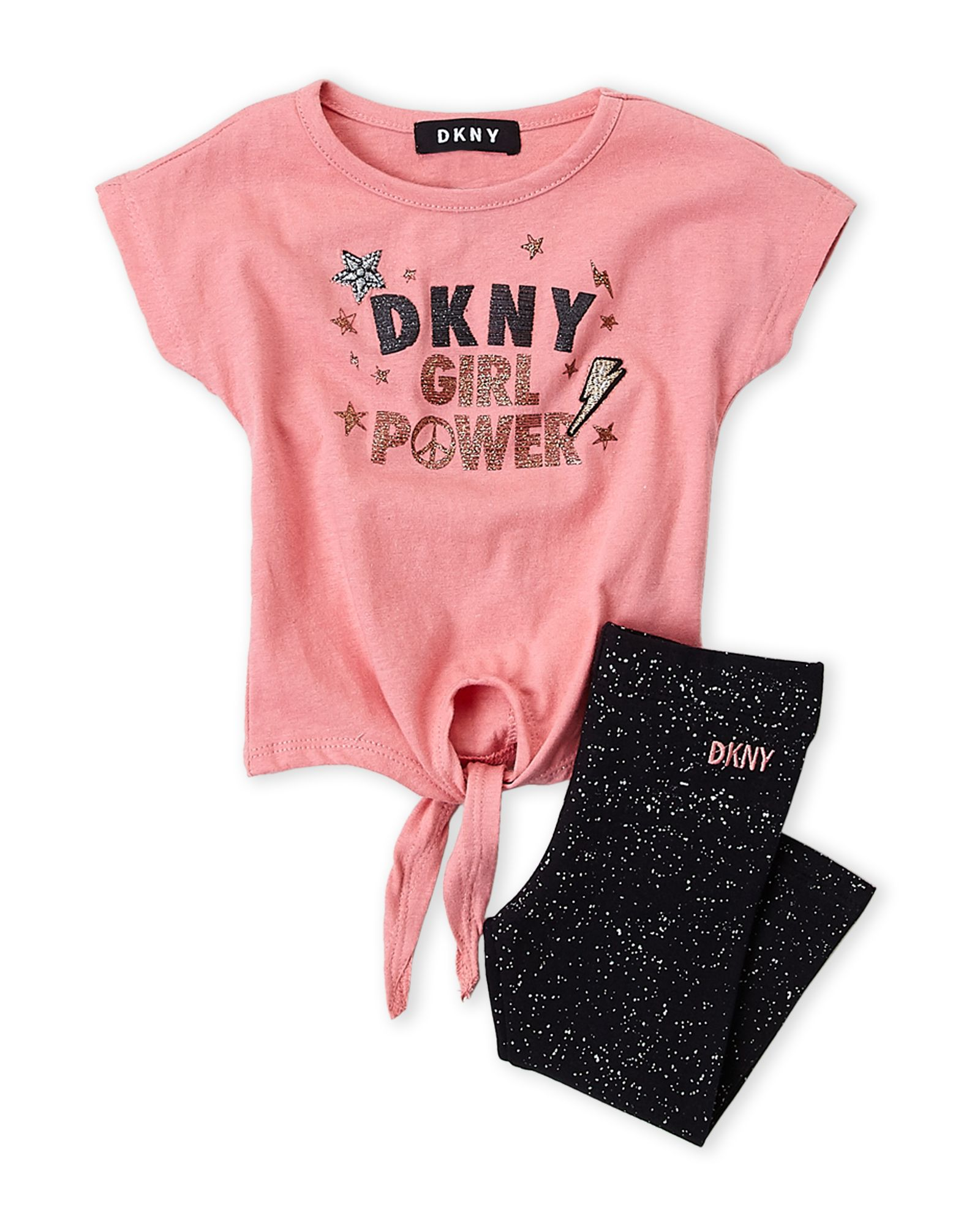 ef3821949 Girls 4-6x) Two-Piece Graphic Tee & Legging Set | *Apparel ...