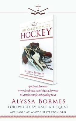 The Catechism of Hockey Blog Tour | CatholicMom.com