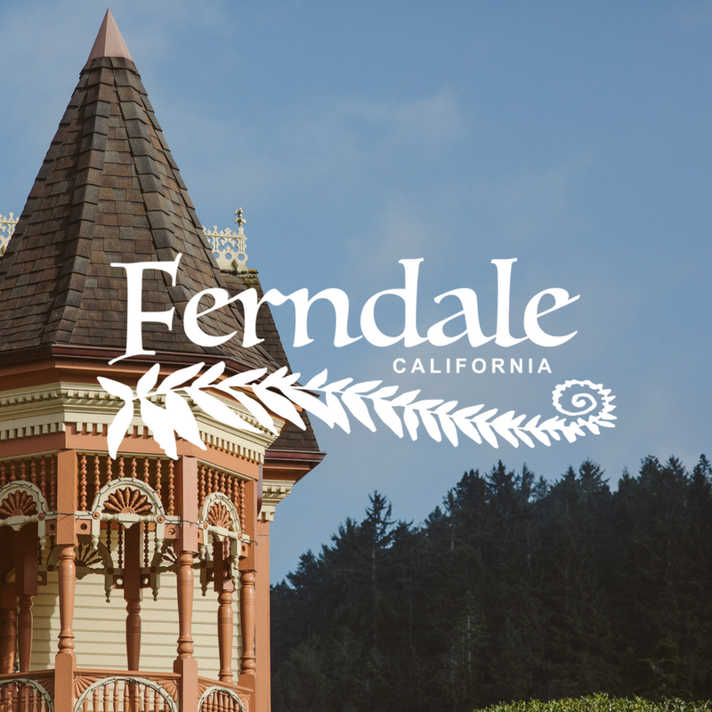 About The Historic Small Town Of Ferndale CA, A Real-life
