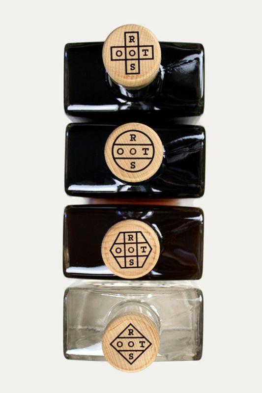 Actualité / Quatre logos pour une seule marque de spiritueux / étapes: design & culture visuelle