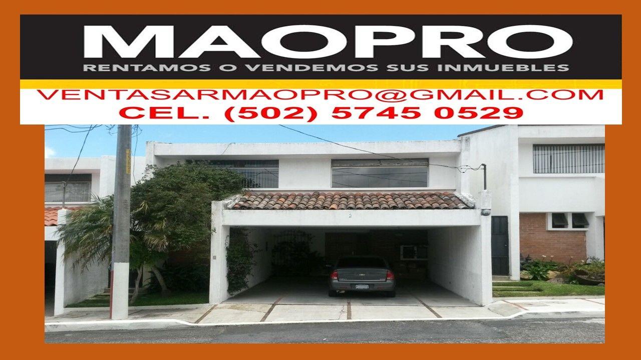 MAOPRO Casa, El Socorro Carretera a El Salvador Casas