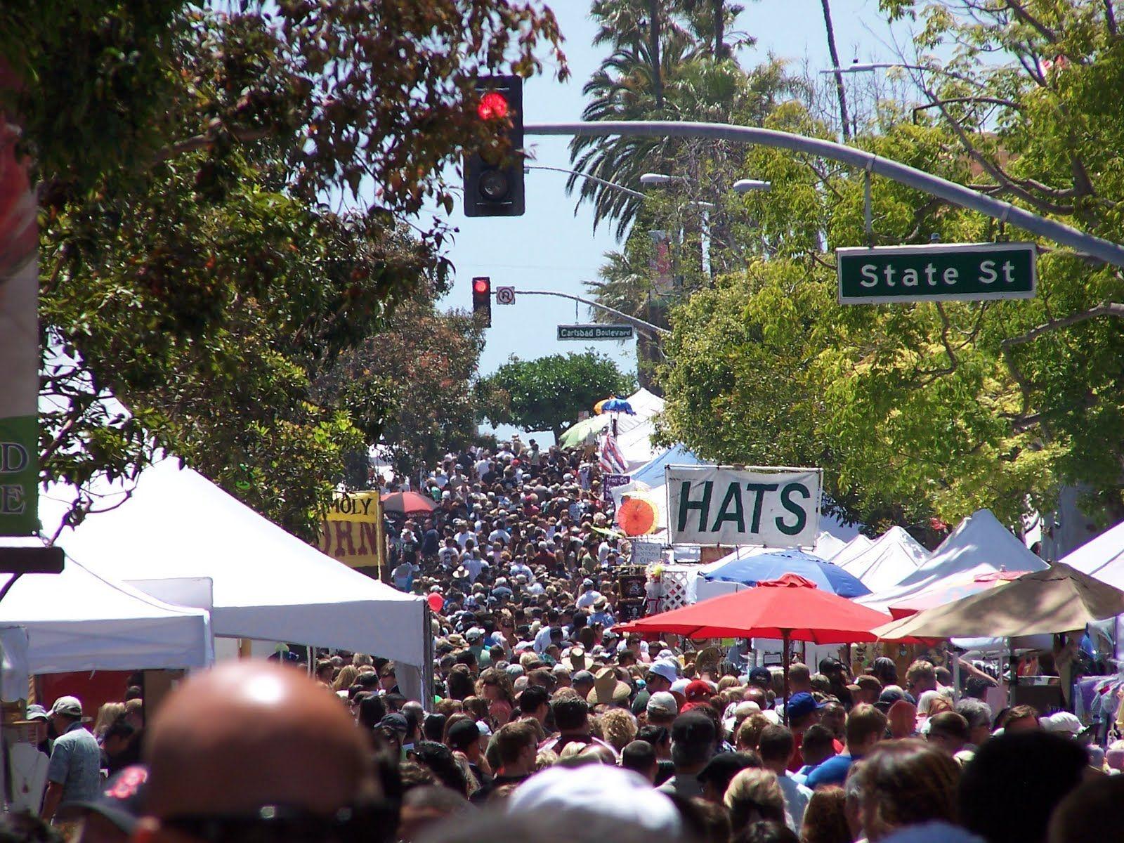 Carlsbad Street Fair November 6th!!