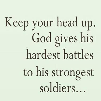 Keep your head… @BibleQuote365  #BibleQuote365...