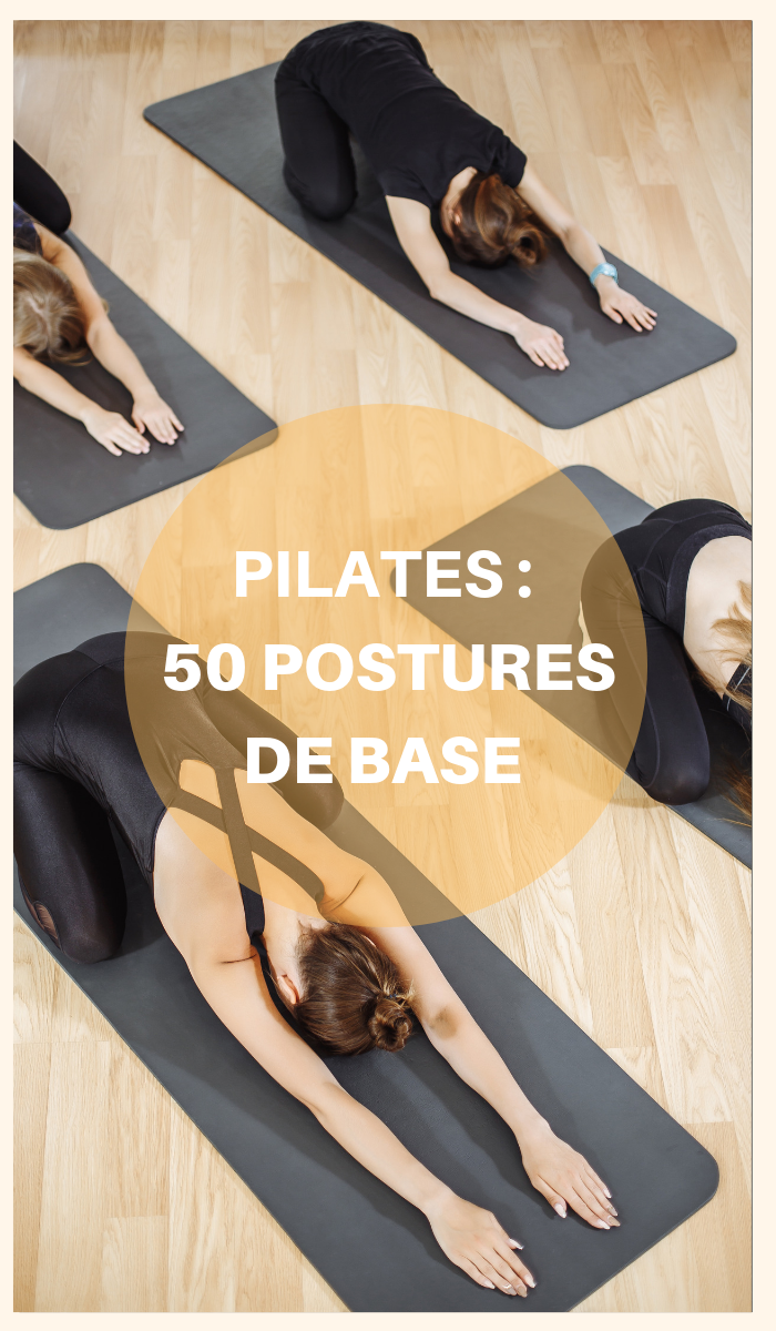 Exercices Pilates : des exercices de pilates pour débutants #pilates