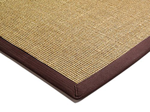 teppich wohnzimmer carpet klassisches design bordered sisal rug 100 sisal mit bord re. Black Bedroom Furniture Sets. Home Design Ideas
