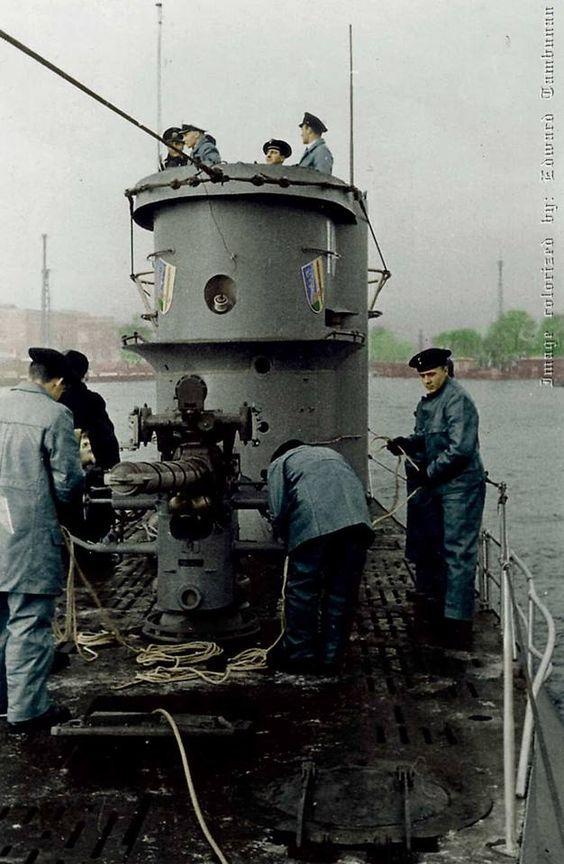 Pin på ubåtar