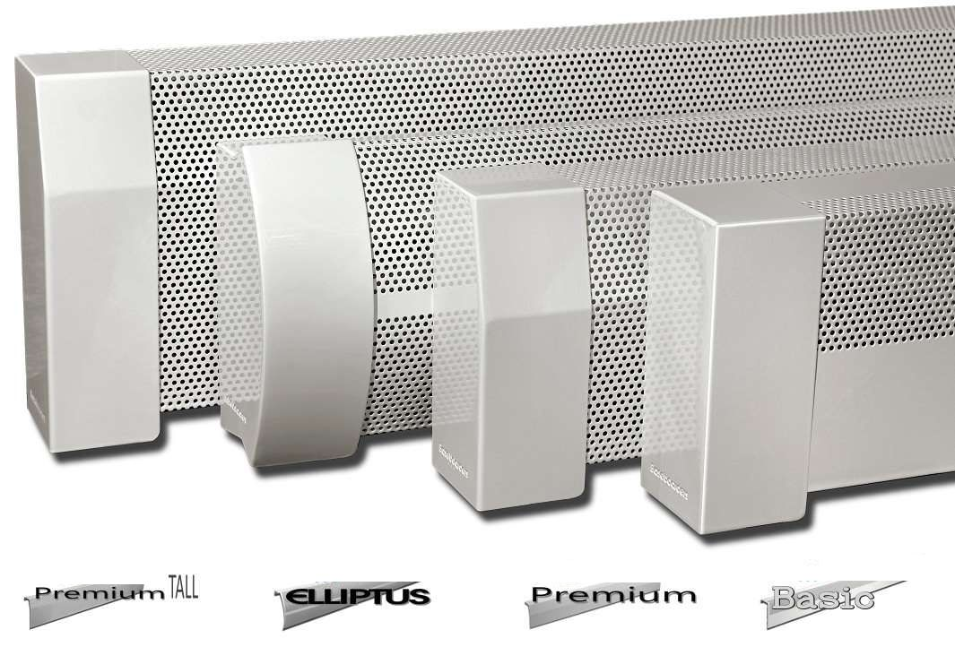 Modern Baseboard Heater Covers Available At Ventandcover