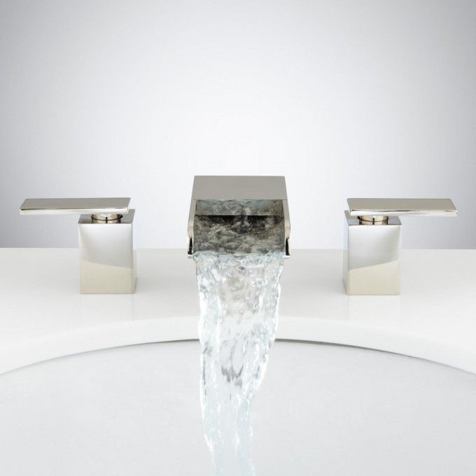 Willis Widespread Waterfall Faucet