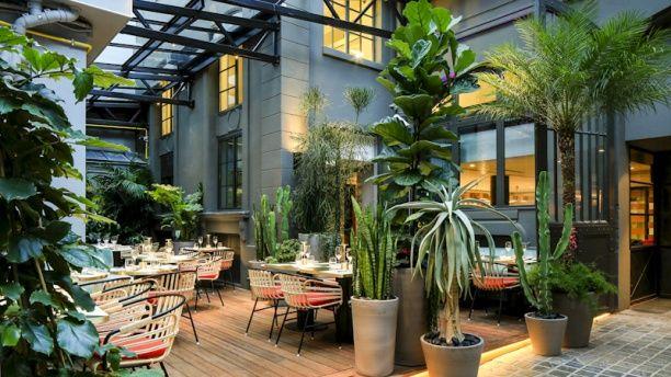 Gastronomische aanwinst in hartje parijs maakt deel uit for Hoteles diseno paris