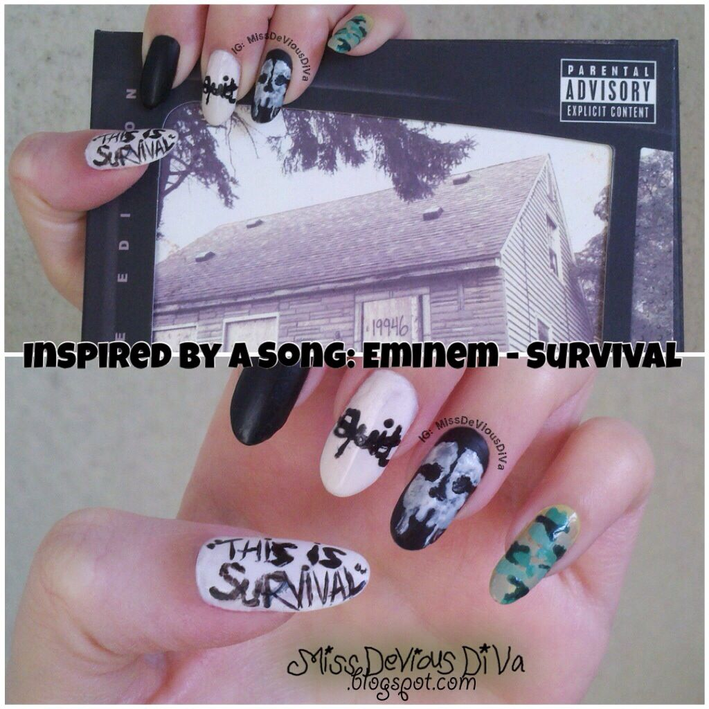 Miss DeVious DiVa: #31DC2014 - Day 22: Inspired By A Song Eminem ...
