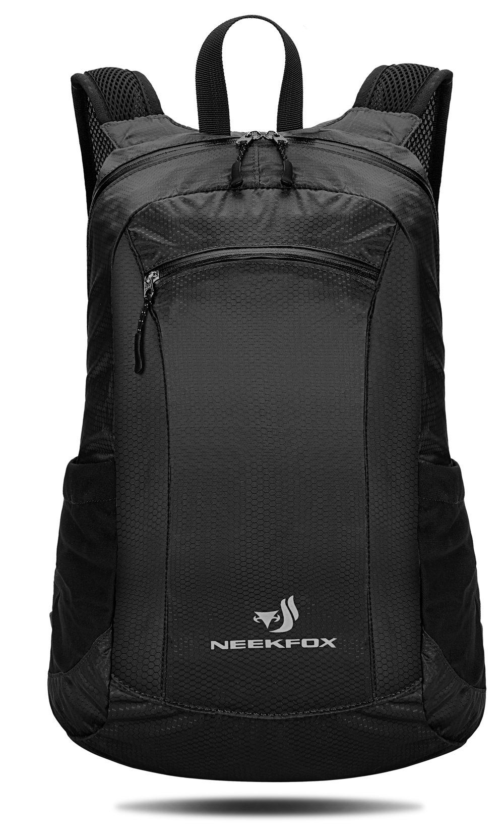 453169a66874 NEEKFOX 20L Packable Lightweight Travel Hiking Backpack Small Water  Resistant Hiking Daypack (01.Black