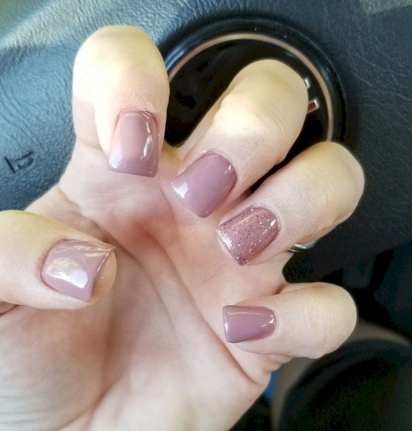 Neutral Nail Colors That Pair With Any Outfit (6 | Neutral nails ...