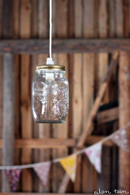 Lamp: eilen tein: huhtikuu 2012