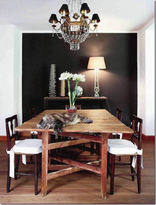 Cote De Texas Top Ten Design Elements 5 Dining Room Design