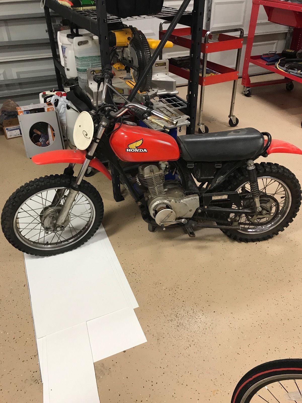 Cool Honda 2017: 1976 honda xr75 motorcycle Honda, Offroad, Cycling, Off  Road