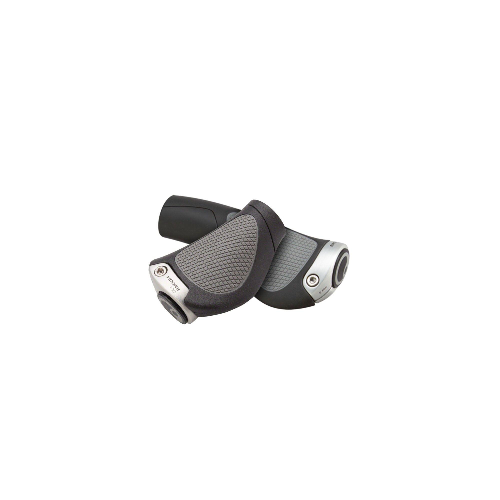 NEW Ergon GC1 Grips Black//Gray