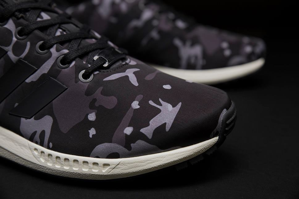 501f7f6730337 adidas Originals ZX Flux Pattern Pack Exclusive for Sneakersnstuff - Camo  (6). The best of the 3-pack.