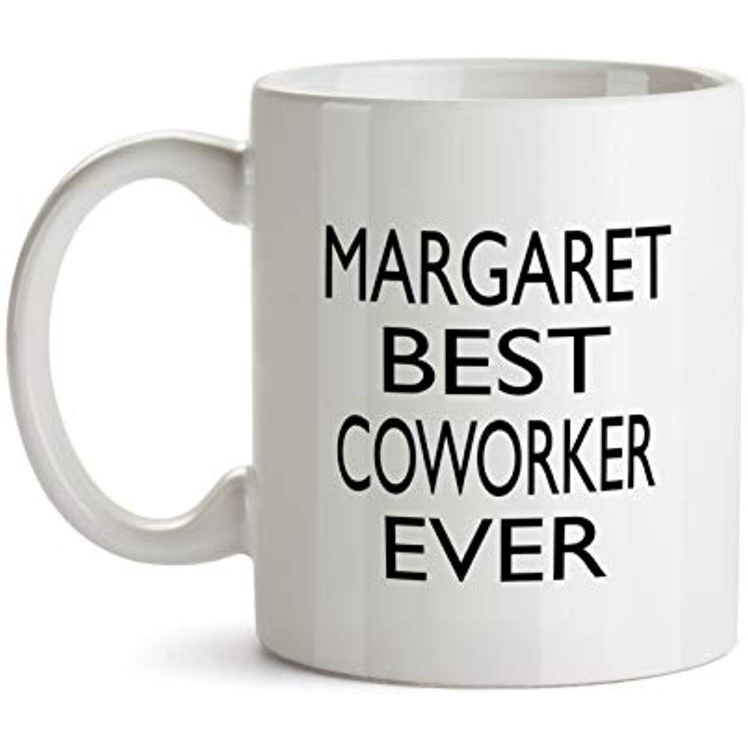 Margaret Best Co Worker Ever Gift Mug