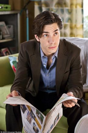 """Justin Long in """"Drag me to Hell"""""""