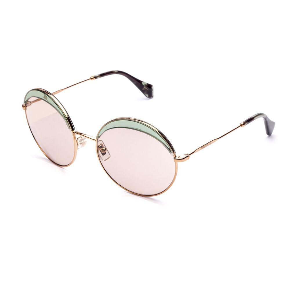 d016102e43083 Miu Miu - MU 51QS TWN-412 Noir - Óculos de Sol - oculum ...
