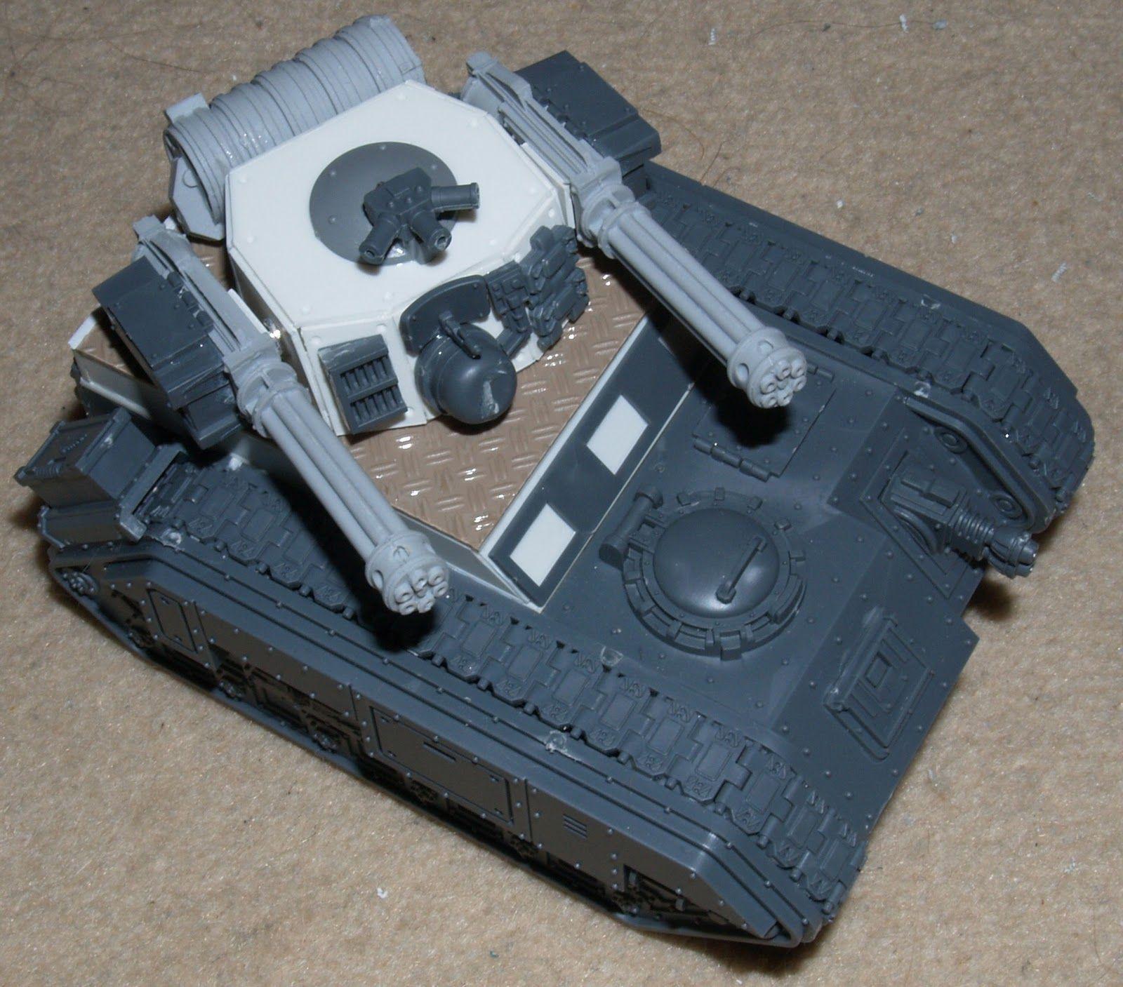 hydra flak tank conversion kit