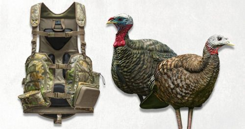 Win a Turkey Hunting Vest & Decoys Giveaway {US} {3/14/17}... sweepstakes IFTTT reddit giveaways freebies contests