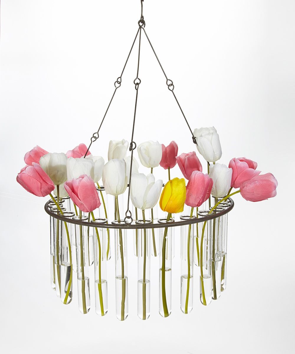 Test Chandelier Flower Planter By Save On Crafts