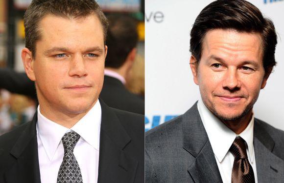 10 Lookalike Hollywood Celeb Pairs Glamtown Gossip Matt Damon