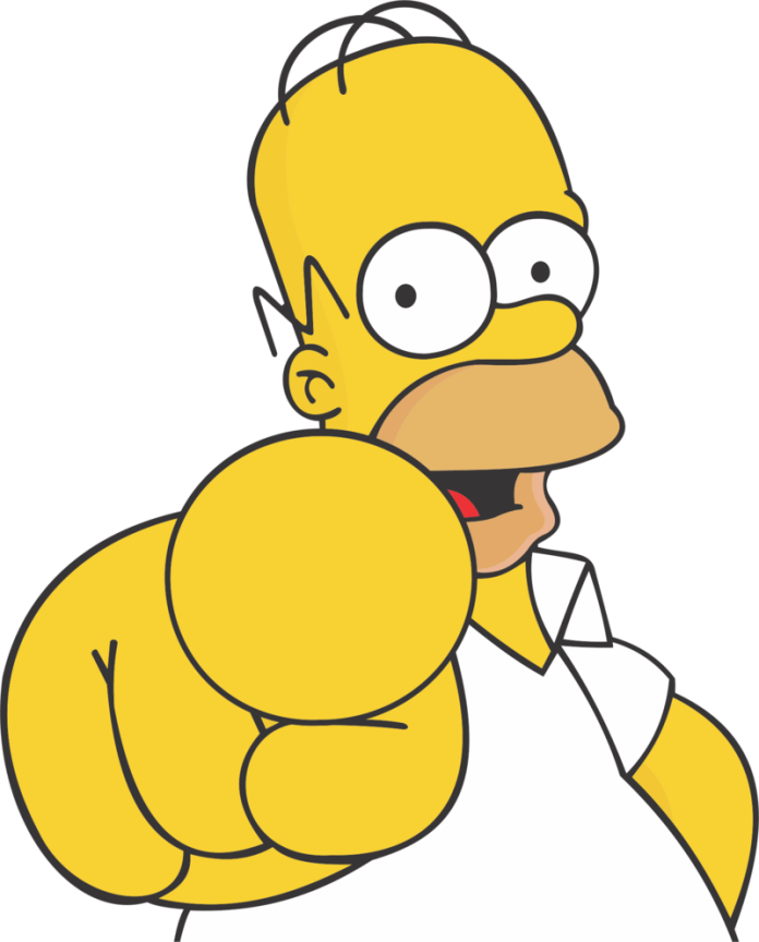 Simpsons Png Fundo Transparente Simpsons Drawings Homer Simpson Simpsons Art