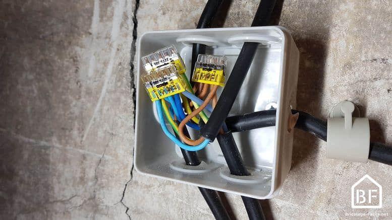 Tout Savoir Sur La Boite De Derivation Electrique Electrique Pieuvre Electrique Bricolage Facile